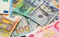 تباين اسعار العملات الرئيسية .. وتراجع معظم العملات الاجنبية امام الجنيه
